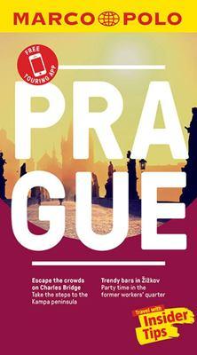 Prague Marco Polo Pocket Guide
