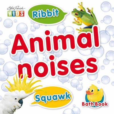 Animal Noises Bath Book
