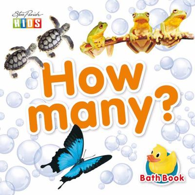 How Many Bath Book