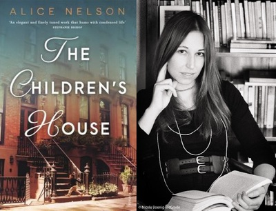Alice Nelson in conversation Tuesday 27th November, 6.15pm for 6.30pm