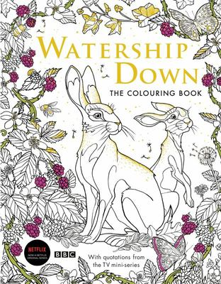 Watership Down - The Colouring Book