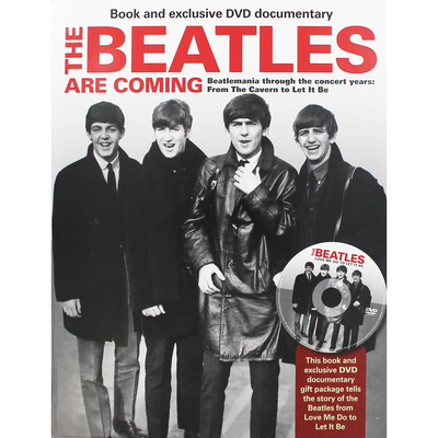 Beatles Are Coming (Incl Dvd) (Uk)