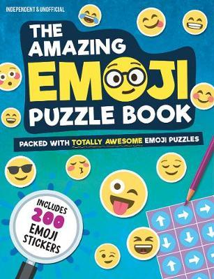 The Amazing Emoji Puzzle Book