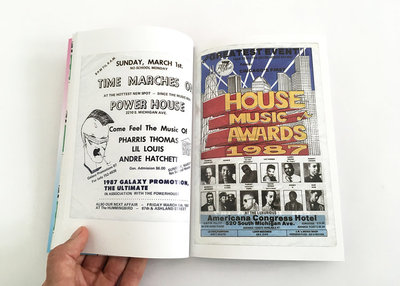 Beyond Heaven - Chicago House Party Flyers 1983 - 1989