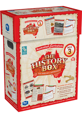 The History box – An inquiry approach – Year 3 - RIC-6187