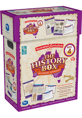 The History box – An inquiry approach – Year 4 - RIC-6188