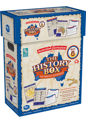 The History box – An inquiry approach – Year 6  - RIC-6190