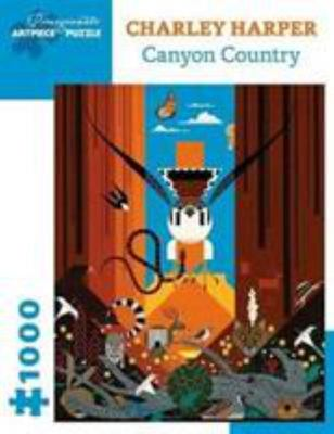 Canyon Country 1000-Piece Jigsaw Puzzle