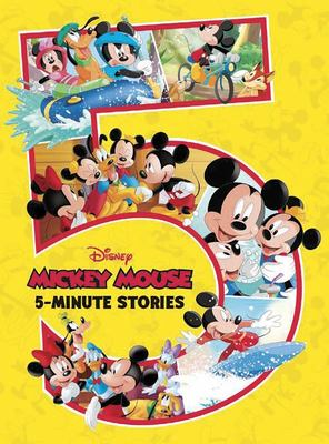 Disney - 5-Minute Mickey Mouse Stories