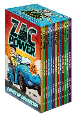 Zac Power - Power Up Boxed Set Collection