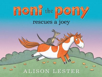 Noni the Pony Rescues a Joey (HB)