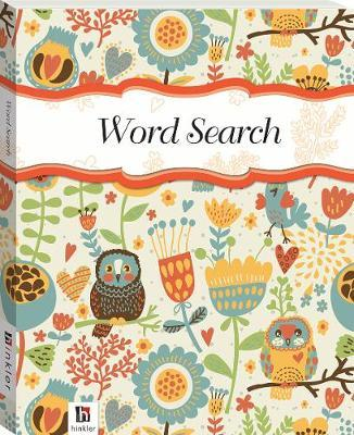 Perfect Puzzles Word Search Owls