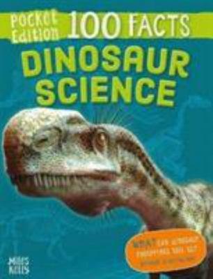 F48 Pocket 100 Facts Dinosaur Science