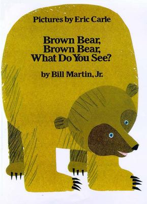 Brown Bear , Brown Bear , What Do You See ? BIG BOOK