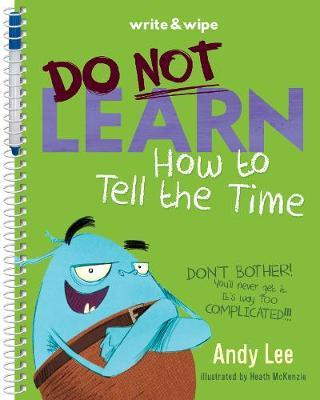 Do Not Learn -Tell Time