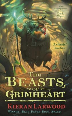 The Beasts of Grimheart (The Five Realms #3)