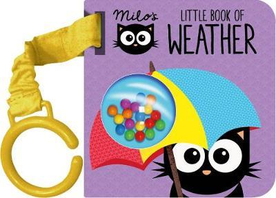 Buggy Book Milo's Little Book of Weather