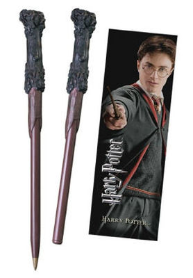 Harry Potter - Pen and Bookmark