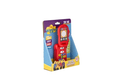 Wiggles Flip and Learn Phone WIG6019