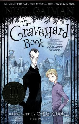 The Graveyard Book (10 Year Anniversary Edition)