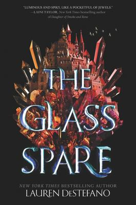 The Glass Spare (#1)