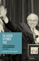 Back from the Brink, 1997-2001 - The Howard Government, Vol II