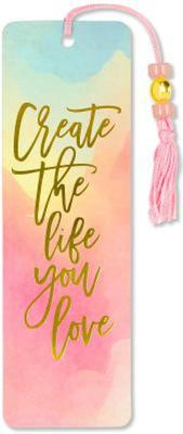 Bookmark - Create the Life you Want Sunset