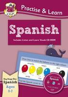 Practise & LearnSpanish (Ages 5-7) - With Audio CD