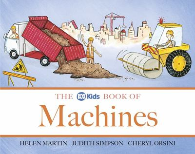 The ABC Book of Machines