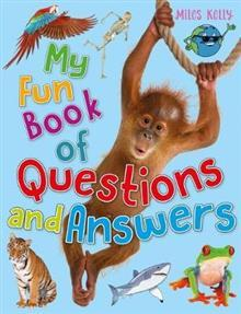 My Fun Book of Questions and Answers - 384 Page
