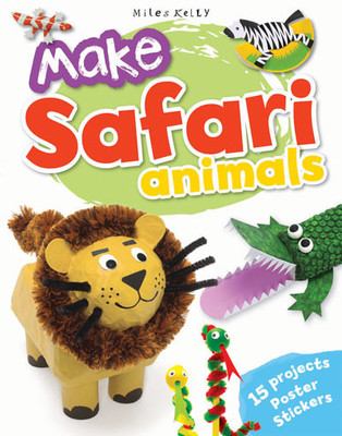 Make Safari Animals