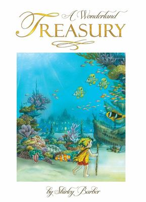 A Wonderland Treasury (Lenticular Cover) (PB)