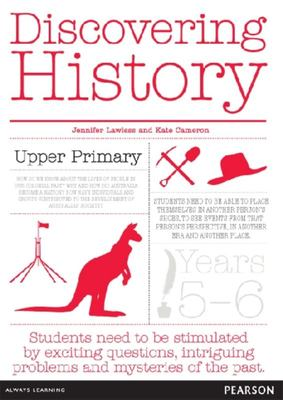 Discovering History Upper Primary Teacher Resource Book