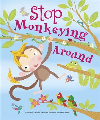Picture Flats: Stop Monkeying Around