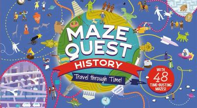 Maze Quest: History