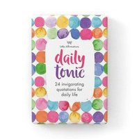 Homepage daily tonic affirmation card set 2018 08 15