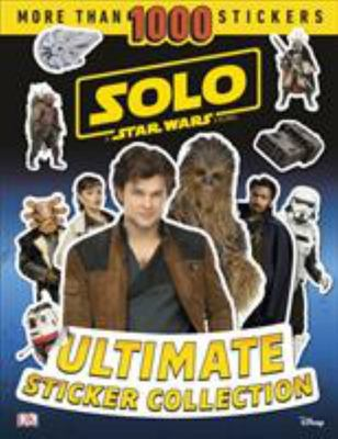 Star Wars Solo Ultimate Sticker Collection