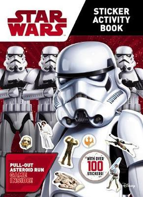 Star Wars: Sticker Activity Book