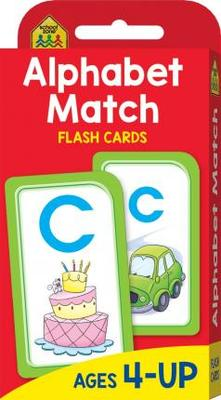 Alphabet Match (School Zone Flashcards)
