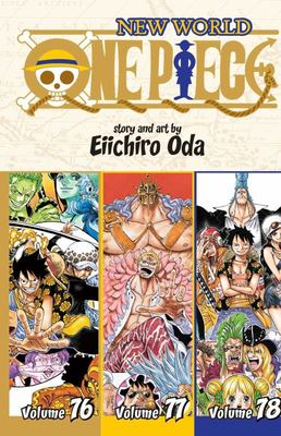 One Piece (3-in-1) Vol. 26 (76, 77, 78)