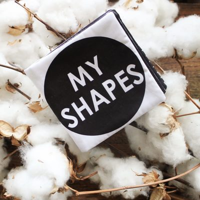 My Shapes (Handcrafted Luxe Soft Book)
