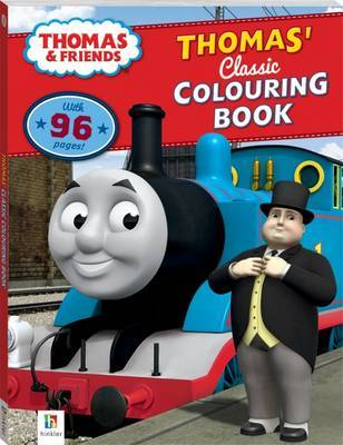 Thomas' Classic Colouring Book (Thomas and Friends)