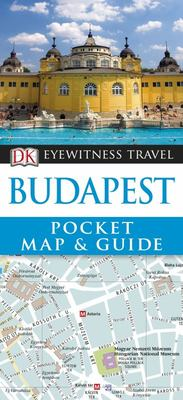 Budapest Pocket Map and Guide: DK Eyewitness Travel Guide