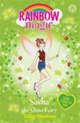 Sasha the Slime Fairy (Rainbow Magic)