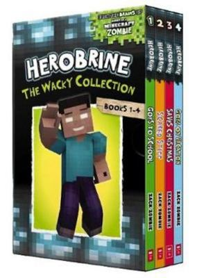Herobrine: The Wacky Collection (1-4)