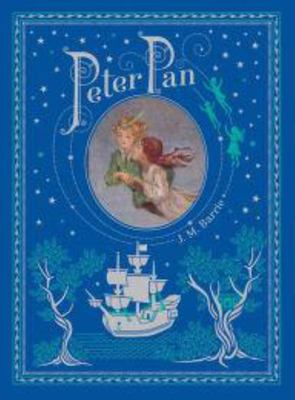 Peter Pan (Leather Bound)