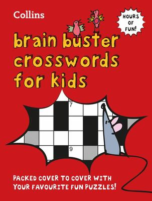 Collins Brain Buster Crosswords for Kids