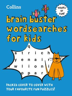 Collins Brain Buster Wordsearches for Kids