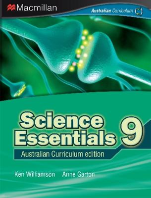 Science Essentials 9 Australian Curriculum edition