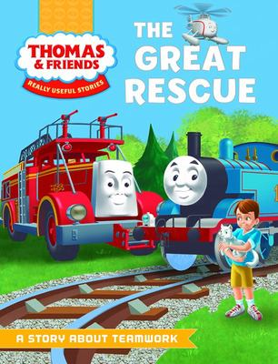 The Great Rescue (Thomas and Friends: Really Useful Stories)